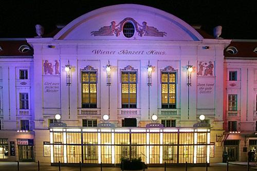 Венский Концертхаус / Wiener Konzerthaus
