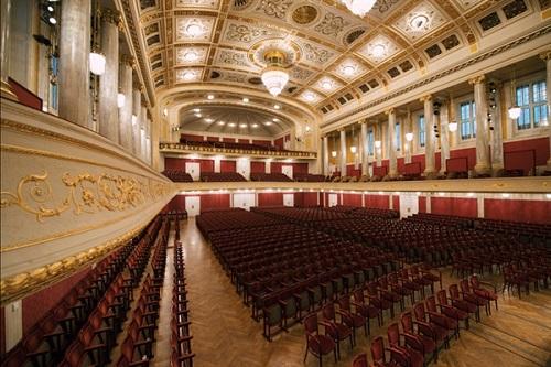 Венский Концертхаус / Wiener Konzerthaus - зал