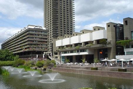 Центр искусств Барбикан / Barbican Hall