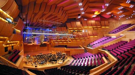 Дмитрий Хворостовский - концерт в Мюнхенской Филармонии Гастайг