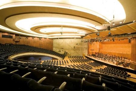 Дмитрий Хворостовский - концерт в Культурном центре Liederhalle