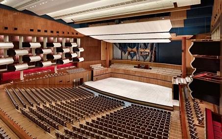Королевский фестивальный зал (Royal Festival Hall)