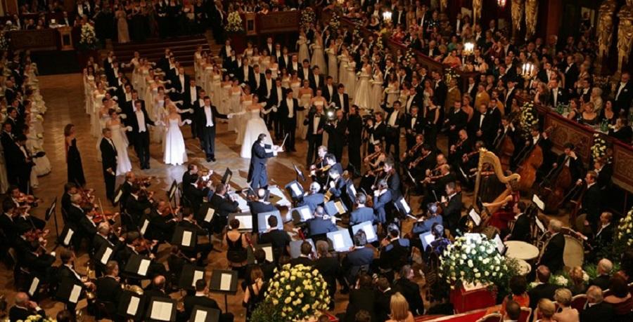 Бал Филармонического оркестра / Ball der Wiener Philharmoniker