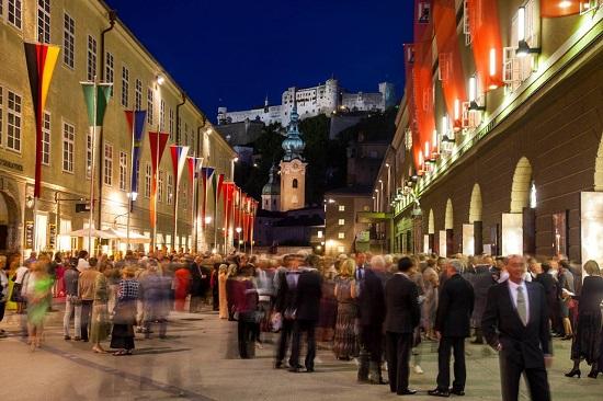 Зальцбургский Пасхальный фестиваль