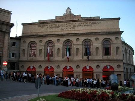 Специальное предложение для посещения оперного фестиваля в Мачерате