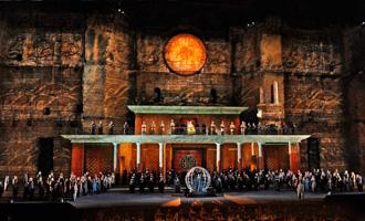 Оперный фестиваль в Оранже / Chorégies d'Orange