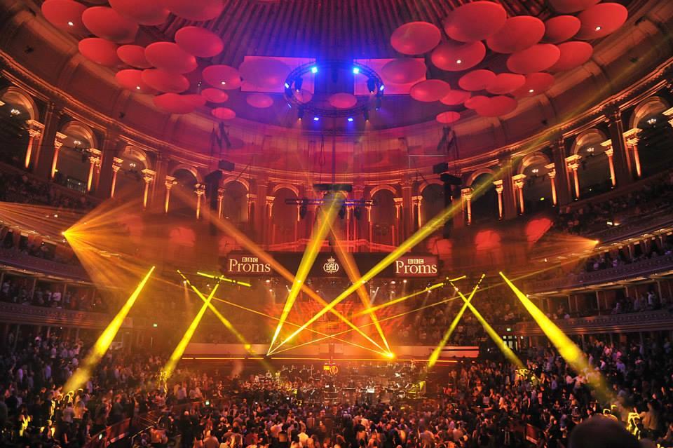 Музыкальный фестиваль Би-Би-Си Промс