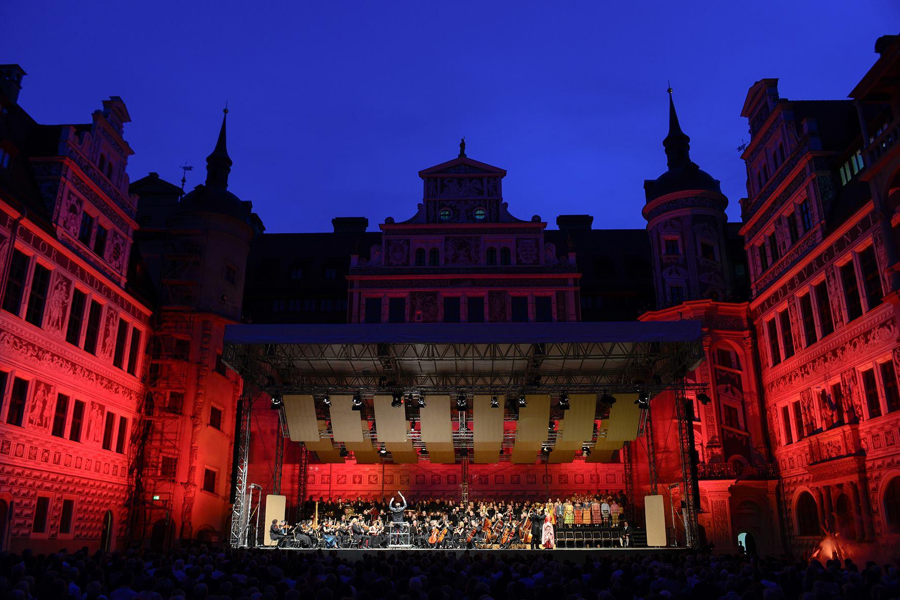 Дрезденский музыкальный фестиваль / Dresdner Musikfestspiele