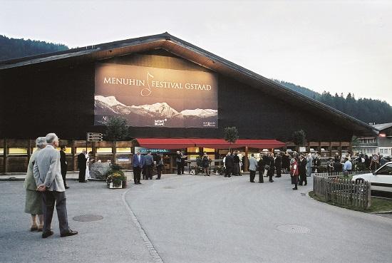 Фестиваль имени Иегуди Менухина в Гштааде