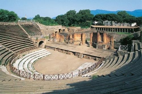 Фестиваль в Помпеи