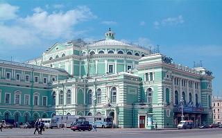 Музыкальный фестиваль «Звёзды белых ночей». Мариинский театр