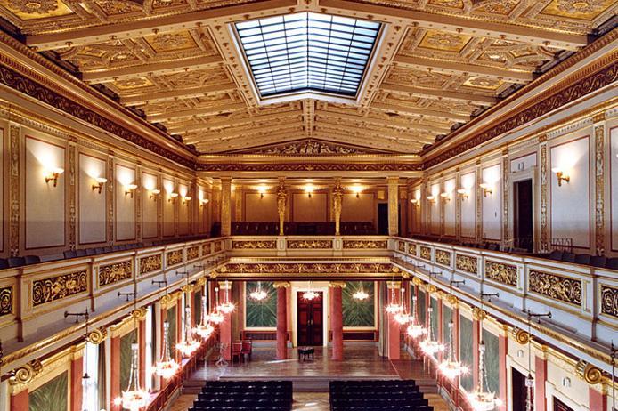 Зал Брамса Венской филармонии