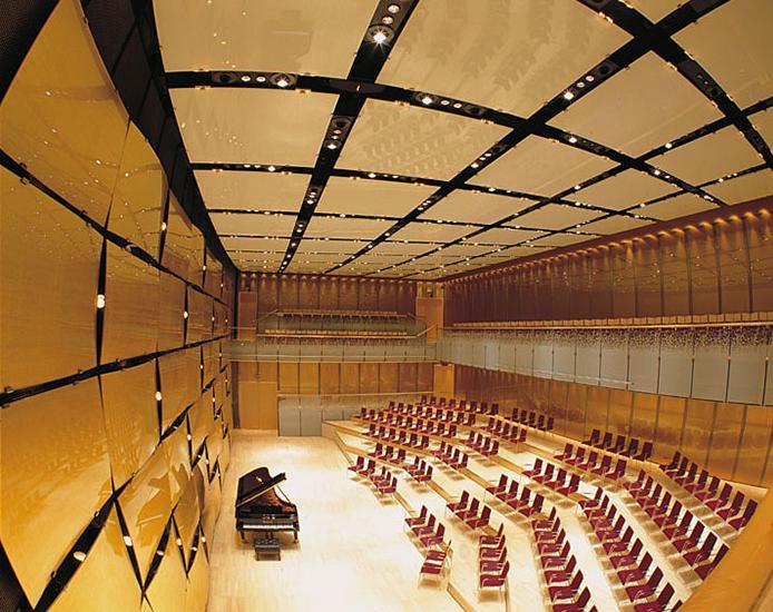 Стеклянный зал Венской филармонии