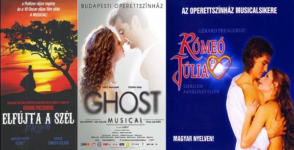 Венгерские мюзиклы
