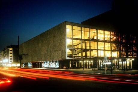 Немецкая опера в Берлине / Deutsche Oper Berlin