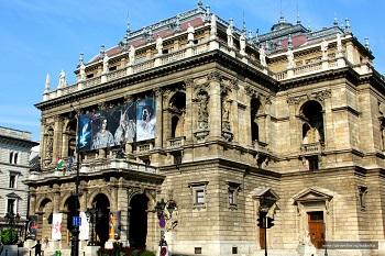 Венгерский Государственный оперный театр / Magyar Állami Operaház
