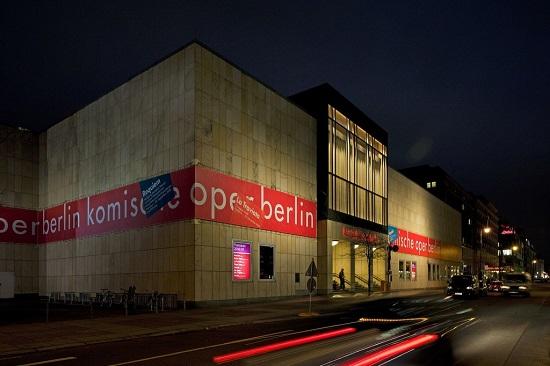 Комише-опер / Komische Oper Berlin