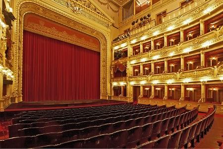 Национальный театр в праге / Národní divadlo v Praze