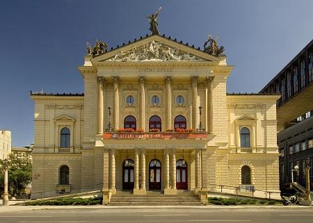 Пражская государственная опера / Statni divadlo v Praze