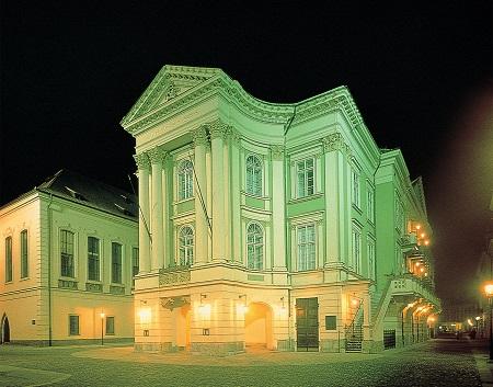 Сословный театр/ Stavovské divadlo