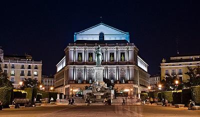 Королевский театр в Мадриде / Teatro Real de Madrid