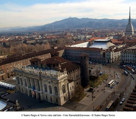 Королевский театр Реджио в Турине / Teatro Regio