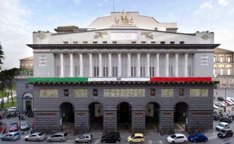 Театр Сан-Карло / Teatro San Carlo