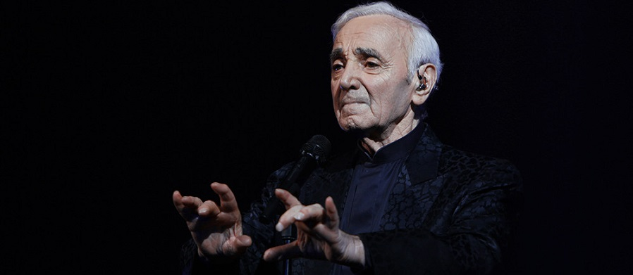 Шарль Азнавур / Charles Aznavour