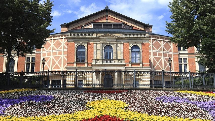 Байройтский фестиваль / Bayreuther Festspiele