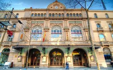 Гран Театро дель Лисео / Gran Teatre del Liceu
