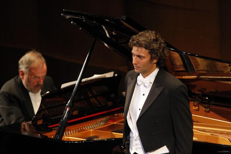 Сольный концерт Йонаса Кауфмана