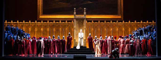 Гастроли Ла Скала на исторической сцене Большого Театра