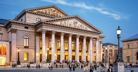 Баварская государственная опера / Bavarian State Opera
