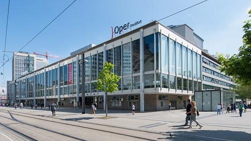 Новая Опера Франкфурта / Oper Frankfurt