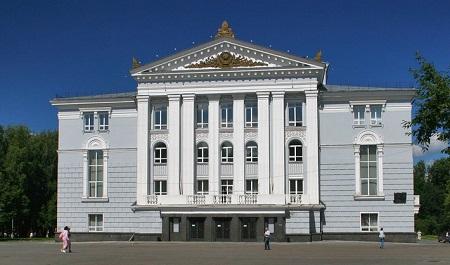 Пермский академический театр оперы и балета имени П.И. Чайковского