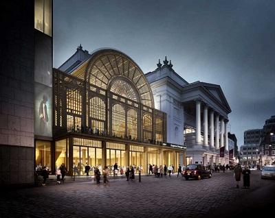 Ковент-Гарден Royal Opera House