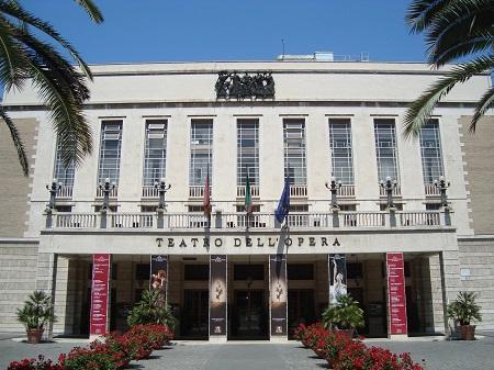 Римская Опера / Teatro dell'Opera