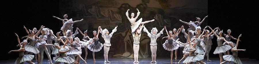 Показ балета Рудольфа Нуреева «Раймонда» в Венской опере в марте- апреле 2018