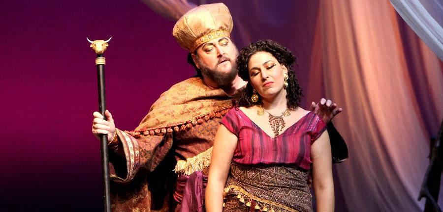 Премьера оперы «Самсон и Далила» в Венской опере, май 2018