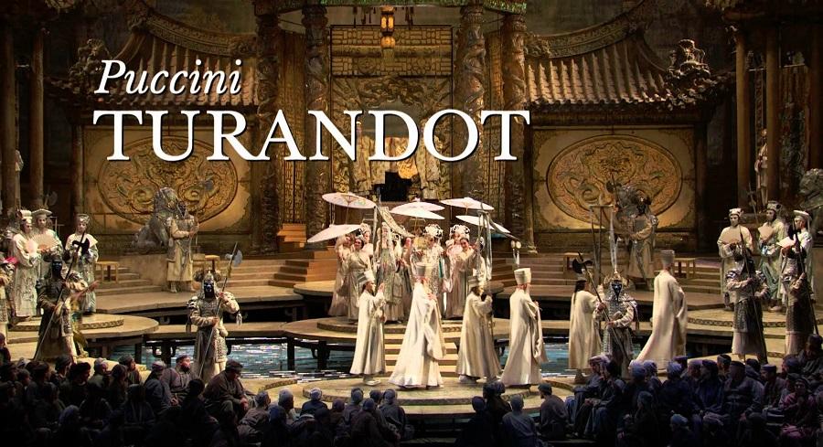 Опера Турандот на фестивале Арена ди Верона