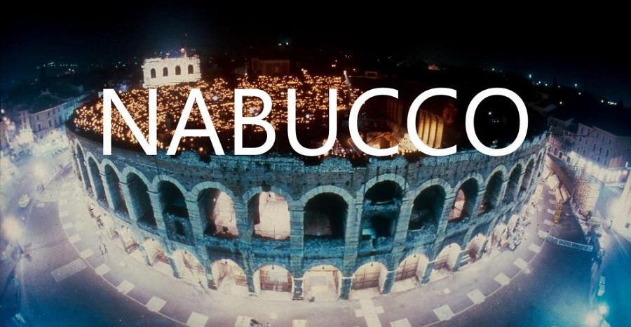 Опера Набукко на фестивале Арена ди Верона