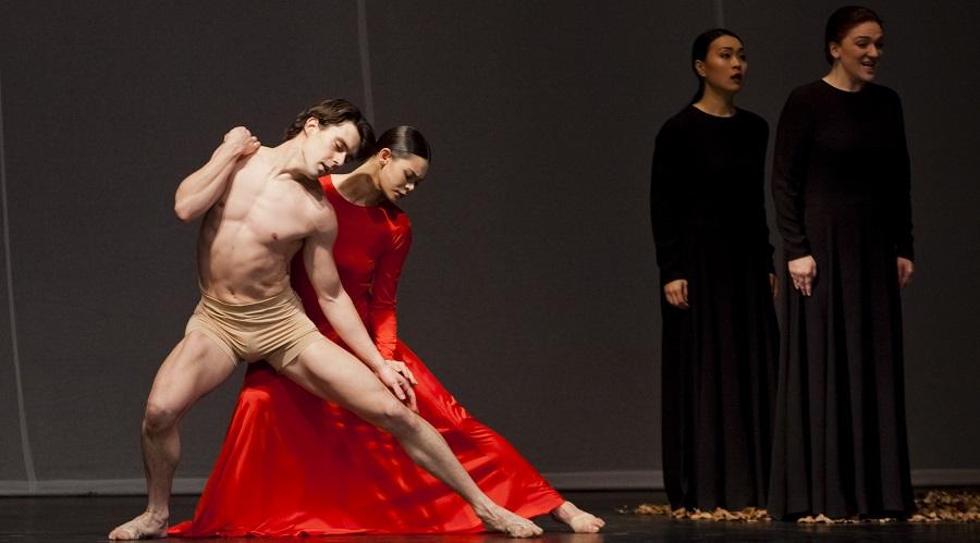 Данс-опера Пины Бауш «Орфей и Эвридика» в Гранд-Опера