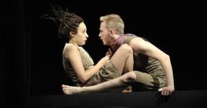 Спектакль 1000 и 1 ночь, Театр Мастерская Петра Фоменко