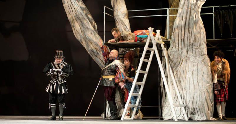 Спектакль «Двенадцатая ночь» в Драматическом театре им. А.Н. Островского