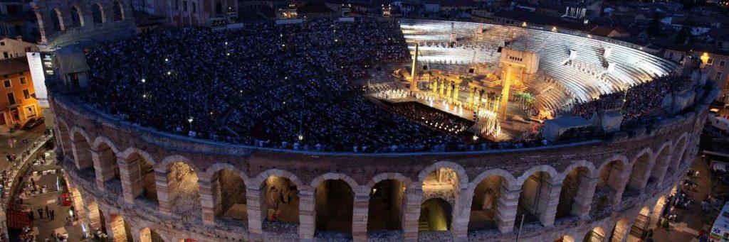 Арена ди Верона /Arena di Verona