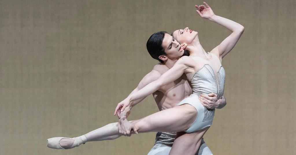 «Марс. Вивальдиана», одноактные балеты итальянского Современного балета Spellbound
