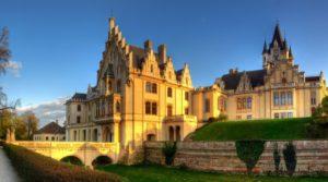 Замок Графенег