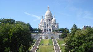 Монмартр и собор Сакре Кер