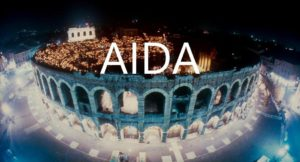Опера Аида на Арена ди Верона
