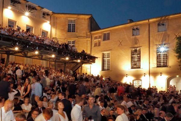 Фестиваль в Экс-ан-Провансе